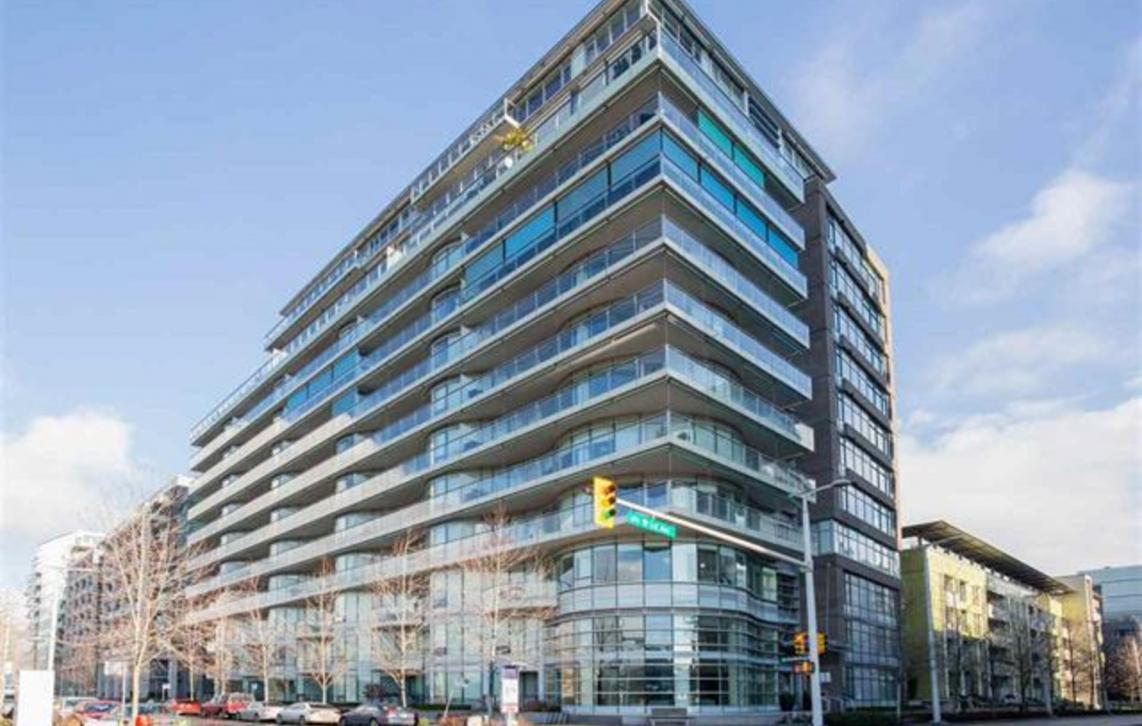 807 - 181 West 1st Avenue, False Creek, Vancouver West